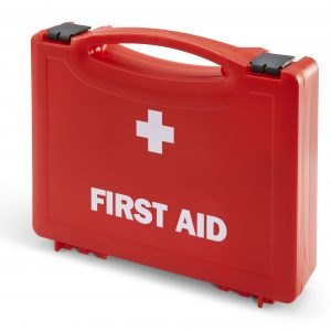 Click Medical Burn Care First Aid Kit